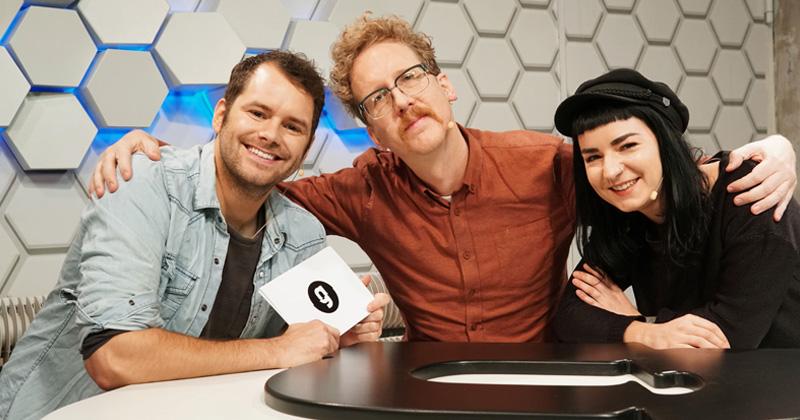Zwei der ersten Gäste von gTV-Moderator Gunnar Krupp: Uke Bosse und Valentina Birke (Foto: Ubisoft)