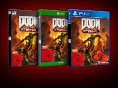 Bethesda Softworks meldet herausragende Doom Eternal-Verkaufszahlen (Abbildung: Zenimax Germany)