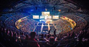 Heimspiel: Die Lanxess Arena ist Austragungsort der ESL One Cologne (Foto: ESL / Adela Sznajder)