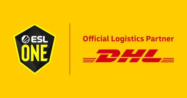 Die Deutsche Post DHL Group bleibt Sponsor der E-Sport-Turnier-Reihe ESL One (Abbildung: ESL Gaming)
