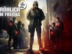 """Szene aus """"The Division 2"""": Der Ubisoft-Shooter spielt in Washington DC vor dem Hintergrund einer Viren-Pandemie (Abbildung: Ubisoft)"""