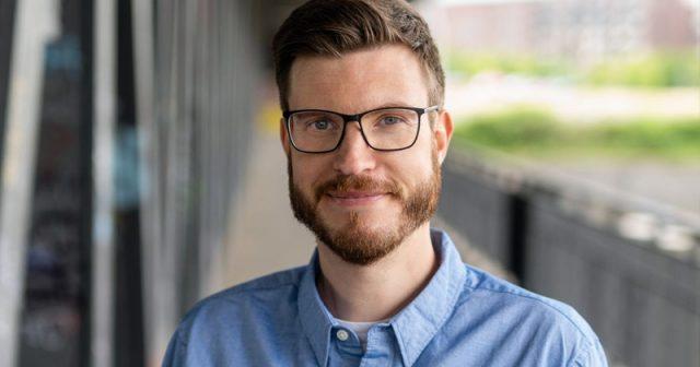 Dennis Schoubye ist Projektleiter bei Gamecity Hamburg (Foto: Oliver Reetz)