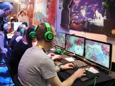 Auch auf der Gamescom 2020 ist die Indie Arena Booth präsent (Foto: Fröhlich)