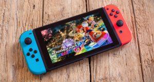 Infolge der Corona-Pandemie vielerorts ausverkauft: Konsolen-Bestseller Nintendo Switch (Foto: Nintendo of Europe)