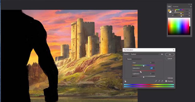 """So sieht das """"Assassin's Creed""""-Artwork nach den ersten 60 Minuten aus (Abbildung: Ubisoft)"""