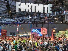 """Szene auf der Gamescom 2018: Laut JIM-Studie 2019 verliert """"Fortnite"""" messbar an Zuspruch bei deutschen Teenagern (Foto: KoelnMesse / Harald Fleissner)"""