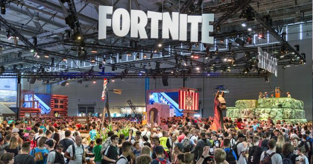 Szene auf der Gamescom 2018: Laut JIM-Studie 2019 verliert