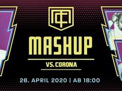 MashUp vs Corona am 26.4.2020 mit Marco Reus, Standartskill und Timo Werner (Abbildung: MediaTotal)