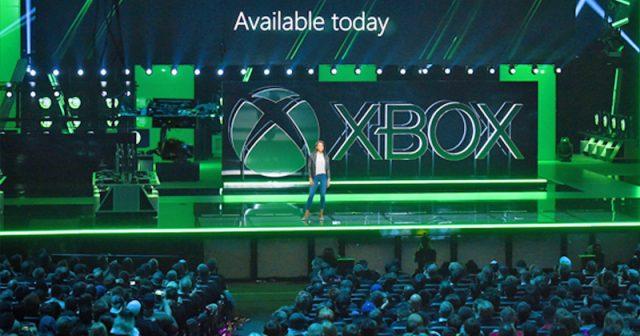 Eines von vielen Microsoft-Events: das traditionelle Xbox E3-Briefing in LA (Foto: Microsoft / Casey Rodgers)
