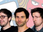 Führen die Redaktion von Rocket Beans TV: Andreas Lingsch, Fabian Käufer und Michael Reinke (Fotos: Rocket Beans Entertainment)