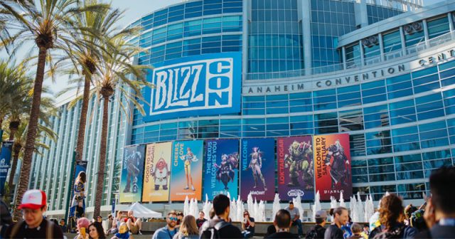 Corona-Folge: Blizzard Entertainment sagt die Blizzcon 2020 in Anaheim ab (Foto: Blizzard)