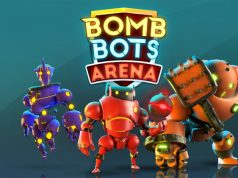 "Made in Hamburg: ""Bomb Bots Arena"" von Tiny Roar"