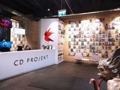 Die Lobby von CD Projekt in Warschau (Foto: CD Projekt)