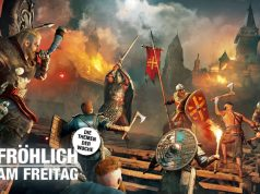 "Szene aus ""Assassin's Creed Valhalla"" (Abbildung: Ubisoft)"