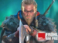 """Der versprochene Gameplay-Trailer zu """"Assassin's Creed Valhalla"""" sorgt für Unmut bei der Zielgruppe (Abbildung: Ubisoft)"""