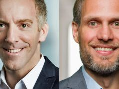 Verantworten die Gamescom 2020: KoelnMesse-Manager Tim Endres und Christian Baur vom Game-Verband (Fotos: KoelnMesse / Game)