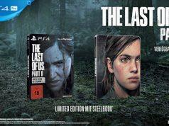 """Die Steelbook-Edition von """"The Last Of Us 2"""" wird exklusiv von Amazon vertrieben (Abbildung: Sony Interactive)"""