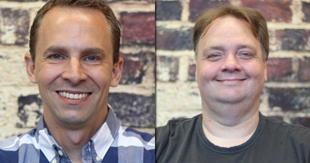 Bleiben als Deck-13-Geschäftsführer langfristig an Bord: Jan Klose und Mathias Reichert (Fotos: Deck 13)