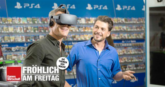 Virtual-Reality-Stationen - wie hier in Ingolstadt - sollen auch das Xperion im Kölner Saturn zum Publikumsmagneten machen (Foto: MediaMarktSaturn)