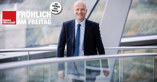 Ralph Brinkhaus ist Vorsitzender der CDU-/CSU-Fraktion im Deutschen Bundestag (Foto / Copyright: Tobias Koch)