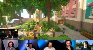 Szene aus dem Livestream zum virtuellen Game-Sommerfest 2020 (Abbildung: Game)