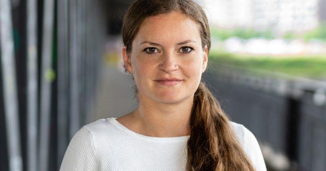 Neu im Team von Gamecity Hamburg: Projektmanagerin Margarete Schneider (Foto: Gamecity Hamburg / Oliver Reetz)