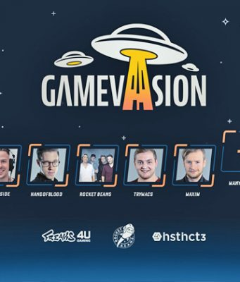 Gamevasion ist offizieller Partner der Gamescom 2020 (Abbildung: Rocket Beans Entertainment)