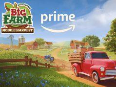 """Amazon-Prime-Kunden haben Zugriff auf Zusatz-Inhalte für """"Big Farm: Mobile Harvest"""" (Abbildung: Goodgame Studios)"""