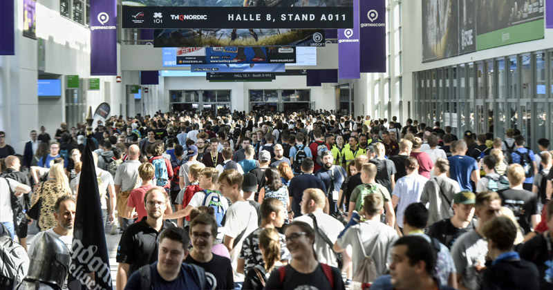 Gamescom 2020 Berlin