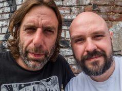 Das Gründer-Duo von Mega Geeks: Gerrit Nicolas Rüter und Alex Ziska (Foto: Mega Geeks)