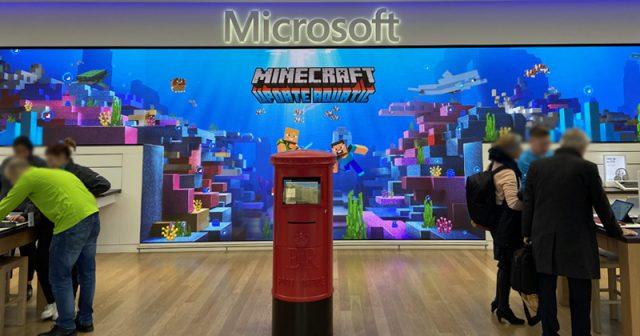 Die Filiale in London bleibt als einer von weltweit nur vier Microsoft Stores erhalten (Foto: GamesWirtschaft)