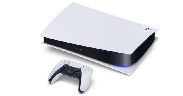 Kann auch horizontal aufgestellt werden: die neue PlayStation 5 (Abbildung: Sony Interactive)
