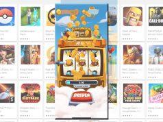 """Das Smartphone bleibt die beliebteste Games-Plattform der Deutschen - derzeit erfolgreichste App: """"Coin Master"""" (Screenshot)"""