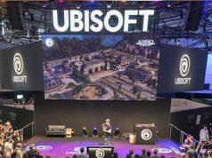 Der französische Publisher Ubisoft (hier der Gamescom-2018-Auftritt) will die Missbrauchs-Fälle im Unternehmen aufarbeiten (Foto: KoelnMesse / Oliver Wachenfeld)