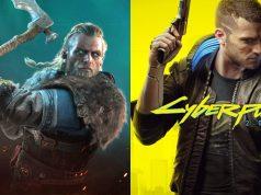 """Kämpfen in der selben Woche um Aufmerksamkeit und Kunden: """"Assassin's Creed Valhalla"""" und """"Cyberpunk 2077"""" (Abbildungen: Ubisoft / CD Projekt Red)"""