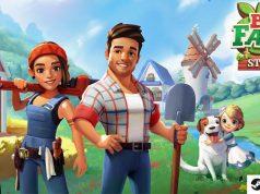 """Soll die Big-Farm-Erfolgsgeschichte auf Steam fortschreiben: """"Big Farm Story"""" (Abbildung: Goodgame Studios)"""