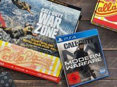 """Die Call a Pizza-Pizzen werden während des Aktionszeitraums im """"Call of Duty: Warzone""""-Karton ausgeliefert (Abbildung: Activision)"""