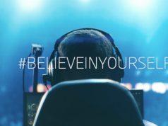 Believe in yourself: Die Erste Group Bank steigt ins E-Sport-Sponsoring ein (Abbildung: Erste Group Bank)