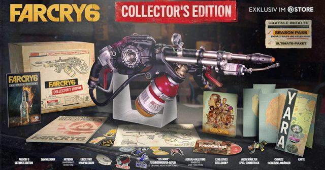 Far Cry 6 vorbestellen: Das 72 Zentimeter lange Replikat des