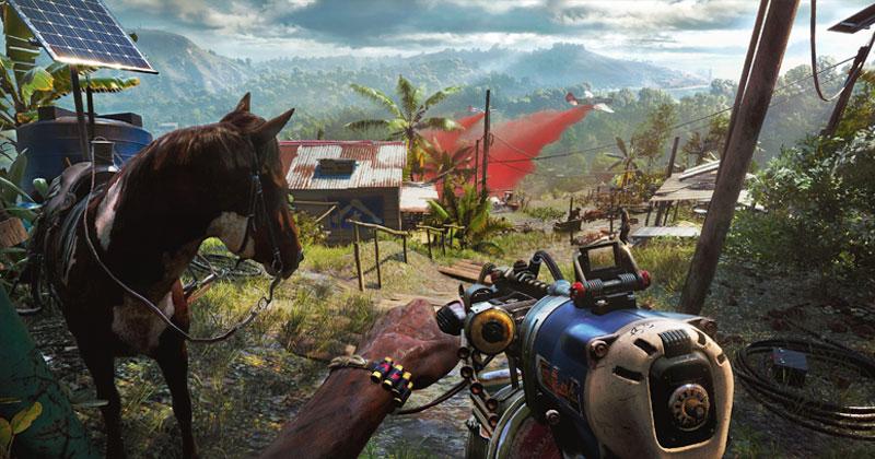 """""""Far Cry 6"""" spielt vor der Kulisse eines fiktiven mittelamerikanischen Staates (Abbildung: Ubisoft)"""