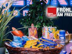 Alltag in der Schokoladenfabrik: Kolibri Games versorgt die Belegschaft mit Gratis-Nervennahrung (Foto: Kolibri Games)