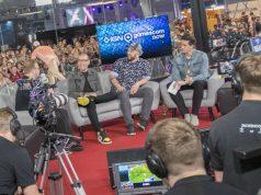 Wie schon 2019 produziert IGN einen Teil der Gamescom 2020 Shows (Foto: KoelnMesse / Oliver Wachenfeld)