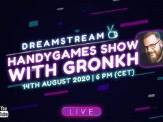 """Für einen """"In-die-Nacht""""-Stream kooperiert HandyGames mit Gronkh (Abbildung: HandyGames)"""