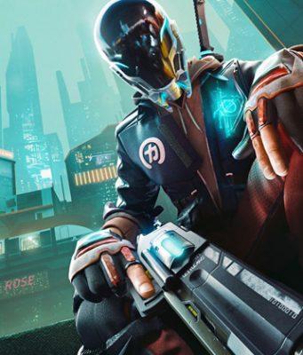 """Der offizielle Start von Ubisofts Battle-Royale-Neuheit """"Hyper Scape"""" wird für den 12. Juli erwartet (Abbildung: Ubisoft)"""
