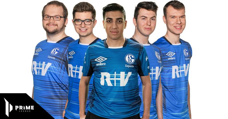 """Als einziger Fußball-Bundesligist tritt der FC Schalke 04 in der höchsten """"League of Legends""""-Spielklasse an (Foto: Riot Games)"""