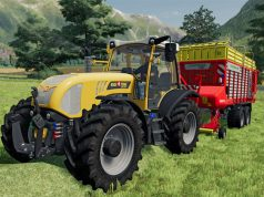 "Das ""Landwirtschafts-Simulator 19 Alpine Landwirtschaft""-Add-on enthält 30 neue Landmaschinen (Abbildung: Giants Software)"