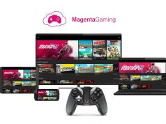 Der Beta-Test für den Telekom-Dienst MagentagGaming läuft seit der Gamescom 2019 (Abbildung: Deutsche Telekom AG)
