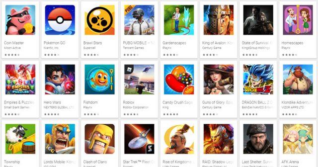 Der Umsatz mit kostenlosen Mobilegames steuert auf 2 Milliarden Euro zu.