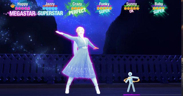 In Corona-Zeiten besonders gefragt: Tanzspiel