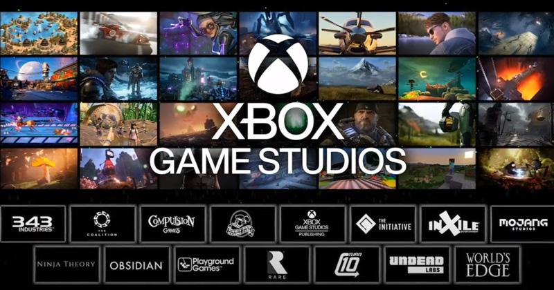 15 Entwickler sind inzwischen Teil der Xbox Game Studios, darunter Rare und Mojang